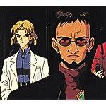 エヴァンゲリオン HD(1440×1280) 赤木リツコ(あかぎ リツコ),碇ゲンドウ(いかり ゲンドウ)