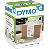 DYMO LabelWriter Shipping - Shipping Labels - Black on White - 4 in x 6 in - 220 Label(s)