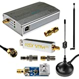 NESDR Smart XTR HF Bundle: 300Hz-2.3GHz Software Defined Radio Set for LF/HF/UHF/VHF. Includes NESDR Smart XTR RTL-SDR, Ham I