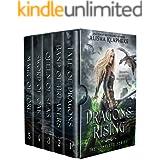 Dragons Rising: Complete Series (Alisha Klapheke Bundles)