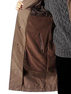A-Line Balmacaan Coat 11-19-0228-152: Beige