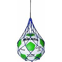 ミカサ(MIKASA) ボールネット 1個入れ 青 ポリエステル NET1-BL