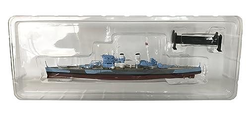 キングジョージV 1943 - 1:1000船型 King George V 1943 - 1:1000 Ship Model (Amercom ST-7)