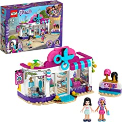 LEGO Friends 41391 Heartlake City Hair Salon Building Kit (235 Pieces)