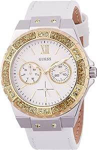 [ゲス] 腕時計 W0775L8 レディース 並行輸入品 ホワイト