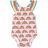 Hatley Girls' Ruffle Swimsuit