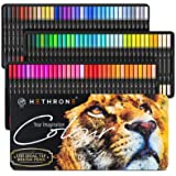 Hethrone Dual Brush Tip Markers Art Pens Bullet Journal Pens,100 Colors of Markers for Adults Kids Drawing Coloring Calligrap