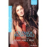 Outback Proposals/The Outback Engagement/Marriage At Murraree (The McIvor Sisters)