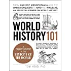 World History 101: From ancient Mesopotamia and the Viking conquests to NATO and WikiLeaks, an essential primer on world hist