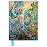 Josephine Wall: Mer Fairy (Foiled Journal) (Flame Tree Noteb…