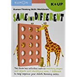 Kindergarten Same & Different (Kumon Thinking Skills)