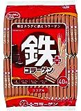 鉄プラスコラーゲン ウエハース ココア味 40枚