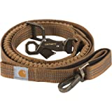 Carhartt Pet, Fully Adjustable Webbing Leash for Dogs, Reflective Stitching for Visibility