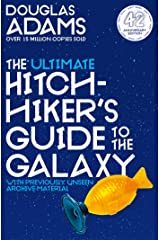 The Hitchhiker's Guide to the Galaxy Omnibus: A Trilogy in Five Parts Kindle Edition