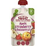 Heinz Apple, Strawberry and Passionfruit Pouch, 120g
