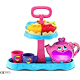LeapFrog 603203 Musical Rainbow Tea Party Refresh Electronic Toys