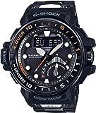 [カシオ] 腕時計 ジーショック ガルフマスター 世界6局対応電波ソーラー GWN-Q1000MC-1AJF ブラック
