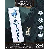 "Cross Stitch Kit for Beginners ""Always"""