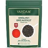 Original English Breakfast Black Tea Leaves (200+ Cups) STRONG, RICH & AROMATIC, Loose Leaf Tea, World's Finest Black Tea Loo