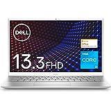 【MS Office Home&Business 2019搭載】Dell モバイルノートパソコン Inspiron 13 5301 シルバー Win10/13.3FHD/Core i3-1115G4/8GB/256GB SSD/Webカメラ/無線LA