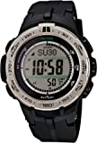 [カシオ] 腕時計 プロトレック 電波ソーラー PRW-3100-1JF ブラック