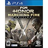 for Honor Marching Fire - PlayStation 4 Standard Edition