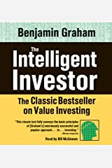 The Intelligent Investor: The Classic Best Seller on Value Investing Audible Audiobook