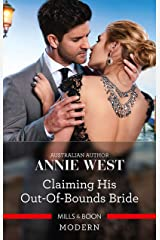 Claiming His Out-of-Bounds Bride Kindle Edition