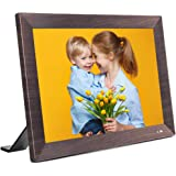 VANKYO WiFi Digital Picture Frame, 10.1 inch HD Touch Screen, Instant Share Photos and Videos via App, Email, Cloud from Anyw