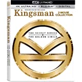 Kingsman 1 & 2 [Blu-ray]