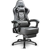 GALAXHERO ゲーミングチェア オットマン リクライニング げーみんくチェア eスポーツ用椅子 フットレスト オフ…