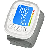 Digital Electronic Blood Pressure Monitor Wrist Style Backlit Dual User
