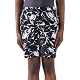 KELLY KLARK Walking Shorts Women, Casual Stretch Elegant Golf Bermuda Shorts