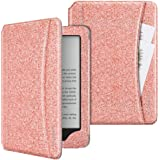 MoKo Case Fits All-New Kindle (10th Generation, 2019) / Kindle (8th Generation, 2016), PU Leather Smart Auto Wake/Sleep Cover