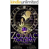 Zodiac Academy 6: Fated Throne