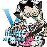 V-ANIME collaboration-femme-