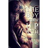 The Boy I Grew Up With (Fallen Crest Series)