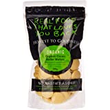 Honest to Goodness Organic Cacao Butter Wafers, 350g