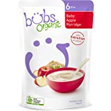 Bubs Organic Baby Apple Porridge, 125 g