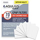 Disposable CPAP Filters (ONE Year Supply) - Fits All ResMed Air 10, Airsense 10, Aircurve 10, S9 Series, Airstart and More!