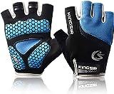 Cevapro 騎行手套 夏季 自行車手套 騎行手套 帶3D gel墊 手套 減震 耐磨 透氣 防滑 4種顏色 男女通用