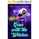 Gone with The Witches: A Paranormal Women's Fiction Novel (Accidentally Magical at Midlife? Book 1)