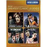 Tcm Greatest Classic Films Legends: Taylor & Burton