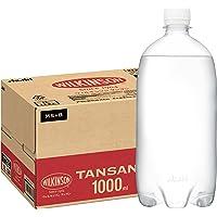 【Amazon.co.jp 限定】 MS+B ウィルキンソン タンサン ラベルレスボトル 1L×12本