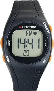 [マルマン]maruman 腕時計 フィットケア 心拍計付きエクササイズウォッチ FC002-01 69452 ブラック
