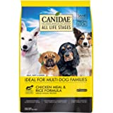 Canidae All Life Stages Dry Dog Food, Chicken Meal and Rice, 44lbs