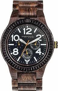 [ウィウッド] 腕時計 9818102 正規輸入品 ブラウン