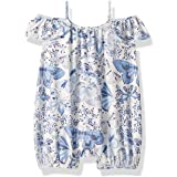The Children's Place Baby Girls Coveralls