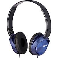 ソニー ヘッドホン MDR-ZX310 : 密閉型 折りたたみ式 ブルー MDR-ZX310 L