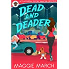 Dead and Deader (Lucy McGuffin, Psychic Amateur Detective Book 7)